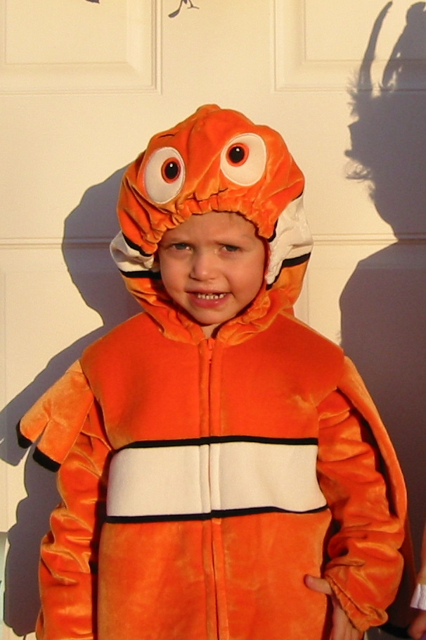 DJ as Nemo